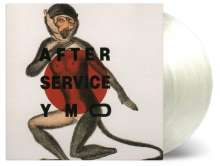 Yellow Magic Orchestra: After Service (180g) (Limited-Numbered-Edition) (Translucent Vinyl), 2 LPs