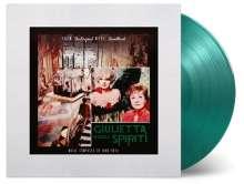Filmmusik: Giulietta Degli Spiriti (180g) (Limited Numbered Edition) (Translucent Green Vinyl), LP