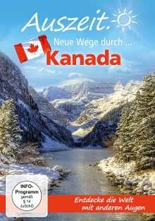 Auszeit. Neue Wege durch...Kanada, DVD