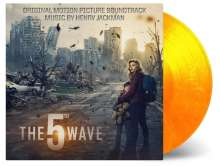 Filmmusik: The 5th Wave (O.S.T.) (180g) (Limited Numbered Edition) (Yellow Flamed Vinyl), LP