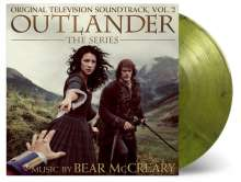 Filmmusik: Outlander 2 (180g) (Limited Numbered Edition) (Colored Vinyl), 2 LPs