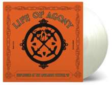 Life Of Agony: Unplugged At The Lowlands Festival '97 (180g) (Limited Numbered Edition) (Translucent Vinyl), 2 LPs