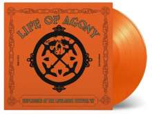 Life Of Agony: Unplugged At Lowlands Festival '97 (180g) (Limited Numbered Edition) (Orange Vinyl), 2 LPs