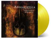 Apocalyptica: Inquisition Symphony (180g) (Limited Numbered Edition) (Yellow Vinyl), LP