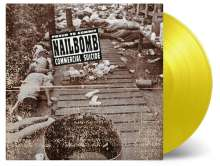 Nailbomb: Proud To Commit Commercial Suicide (180g) (Limited Numbered Edition) (Yellow Vinyl), LP