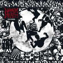 "Napalm Death: Utilitarian (Limited Edition), 2 Single 10""s"