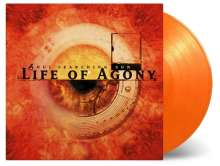 Life Of Agony: Soul Searching Sun (180g) (Limited Numbered Edition) (Orange/Yellow Mixed Vinyl), LP