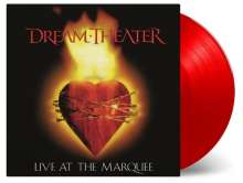 Dream Theater: Live At The Marquee (180g) (Limited Edition) (Solid Red Vinyl), LP