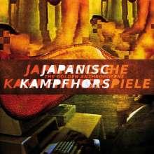Japanische Kampfhörspiele: The Golden Anthropocene, CD