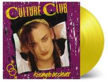 Culture Club: Kissing To Be Clever (180g) (Limited Numbered Edition) (Yellow Vinyl), LP