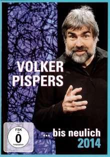 Volker Pispers...bis neulich 2014 (Live in Bonn), DVD