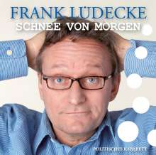 Frank Lüdecke: Schnee von Morgen, CD