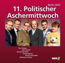 11. Politischer Aschermittwoch: Berlin 2015, 2 CDs