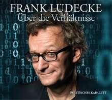 Frank Lüdecke: Über die Verhältnisse, CD