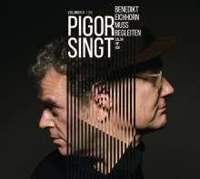 Pigor singt, Benedikt Eichhorn muss begleiten Vol.9, CD