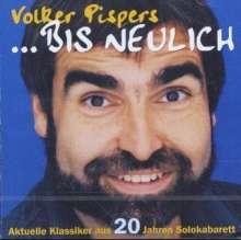 Volker Pispers:Bis neulich(Aktuelle Klassiker aus 20 Jahren), 2 CDs
