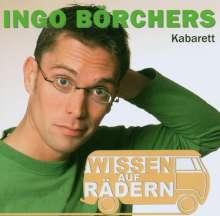 Ingo Börchers - Wissen auf Rädern - Live 8.4.2006, CD