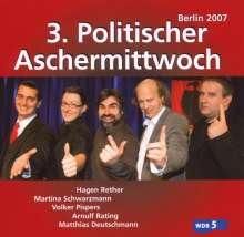 3.Politischer Aschermittwoch, 2 CDs