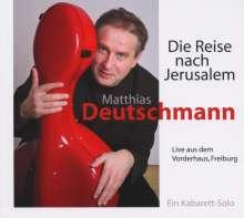 Die Reise nach Jerusalem (Live), CD