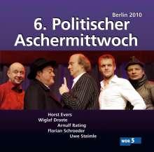 Va / Steimle / Evers / Droste: 6.Politischer Aschermit, 2 CDs