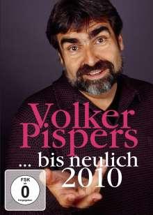 Volker Pispers - Bis neulich 2010, DVD