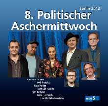 8. Politischer Aschermittwoch, 2 CDs