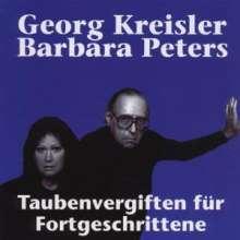 Georg Kreisler & Barbara Peters: Taubenvergiften für Fortgeschrittene, CD