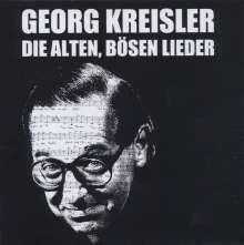 Georg Kreisler - Die alten, bösen Lieder, CD