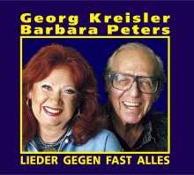 Georg Kreisler: Lieder gegen fast alles, CD