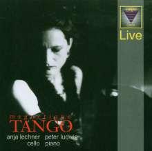 Peter Ludwig (geb. 1951): Magnetique Tango, CD