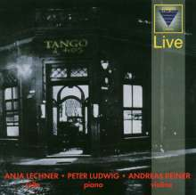 Peter Ludwig (geb. 1951): Tango a trois, CD