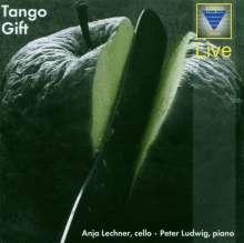 Peter Ludwig (geb. 1951): Tango Gift, CD