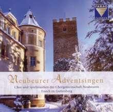 Chorgemeinschaft Neubeuern - Neubeurer Adventsingen 98, CD