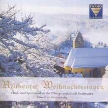 Chorgemeinschaft Neubeuern - Neubeurer Weihnachtssingen, CD