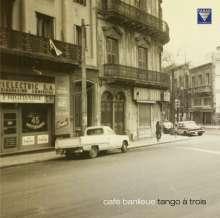 Peter Ludwig (geb. 1951): Cafe Banlieue (180g), LP