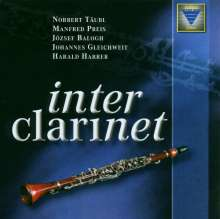 Interclarinet Ensemble I, CD