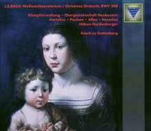 Johann Sebastian Bach (1685-1750): Weihnachtsoratorium BWV 248, 2 CDs