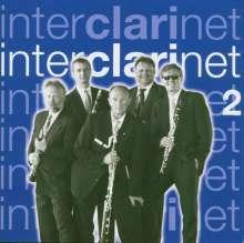 Interclarinet Ensemble II, CD