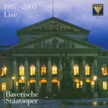Bayerische Staatsoper Live 1997-2005, CD