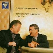 Janos Mate - From Schumann to Gershwin, CD