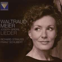 Waltraud Maier singt Lieder, CD