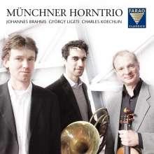 Münchner Horntrio, CD
