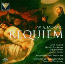 Wolfgang Amadeus Mozart (1756-1791): Requiem KV 626, SACD