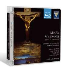 Ludwig van Beethoven (1770-1827): Missa Solemnis op.123, Blu-ray Audio