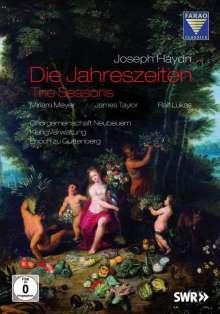 Joseph Haydn (1732-1809): Die Jahreszeiten, DVD