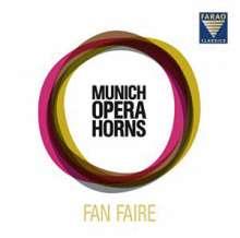 Munich Opera Horns, CD