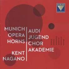 Audi Jugendchorakademie & Munich Opera Horns, CD