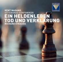 Richard Strauss (1864-1949): Ein Heldenleben, CD