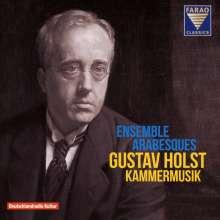 Gustav Holst (1874-1934): Kammermusik, CD