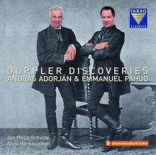 Albert Franz Doppler (1821-1883): Kammermusik mit Flöte, CD